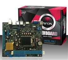 AFOX IH61-MA LGA 1155 Motherboard